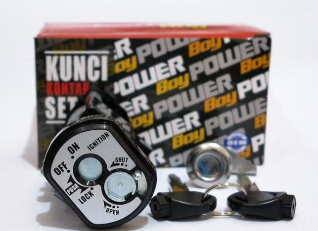 KUNCI KONTAK SET POWER BEAT FI ESP NEW 2017 35010-K81-N